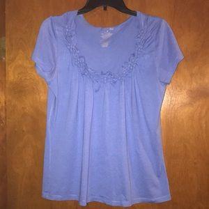 St. John's Bay knit blouse